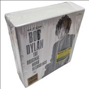 Bob Dylan The Original Mono Recordings UK cd album box set