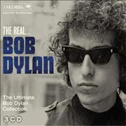 Bob Dylan The Real... Bob Dylan - Sealed UK 3-CD set