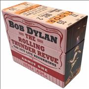Bob Dylan The Rolling Thunder Revue: The 1975 Live Recordings UK cd album box set
