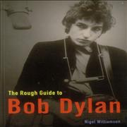 Bob Dylan The Rough Guide To Bob Dylan UK book