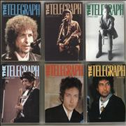 Bob Dylan The Telegraph Volumes 24 - 50 UK book