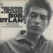 Click here for more info about 'Bob Dylan - The Times They Are A-Changin' - early 70s'