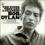 Click here for more info about 'Bob Dylan - The Times They Are A-Changin' - Red Label'