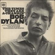 Click here for more info about 'Bob Dylan - The Times They Are A-Changin' - VG'