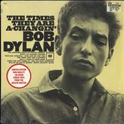 Click here for more info about 'Bob Dylan - The Times They Are A-Changin' - 180gm Vinyl + Shrinkwrap'