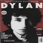 Bob Dylan The Ultimate Music Guide UK magazine
