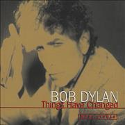 Bob Dylan Things Have Changed Austria CD single
