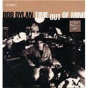 Bob Dylan Time Out Of Mind Netherlands 2-LP vinyl set