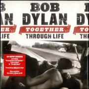 Click here for more info about 'Bob Dylan - Together Through Life + CD Album'