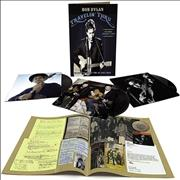 Bob Dylan Travelin' Thru - Sealed UK 3-LP vinyl set