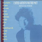 Bob Dylan United Artists For The Poet (Bob Dylan 30th Anniversary) Italy vinyl LP
