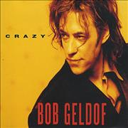 Click here for more info about 'Bob Geldof - Crazy'