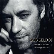 Click here for more info about 'Bob Geldof - Great Songs Of Indifference: The Anthology 1986-2001'