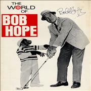 Click here for more info about 'Bob Hope - 84 UK Tour - Souvenir Book & Tour Pass'