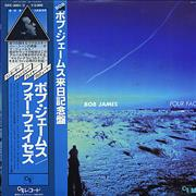 Click here for more info about 'Bob James - Four Faces'