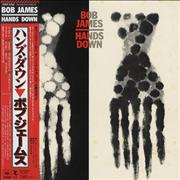 Click here for more info about 'Bob James - Hands Down + Press Release'