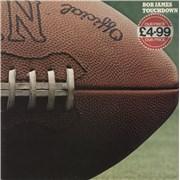 Bob James Touchdown Netherlands vinyl LP