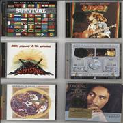 Click here for more info about 'Bob Marley - 1973-1983 Island Label Studio Albums'