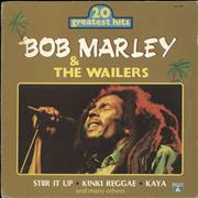 Click here for more info about 'Bob Marley - 20 Greatest Hits'