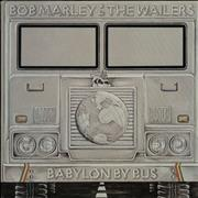 Click here for more info about 'Bob Marley - Babylon By Bus - Blue Label'