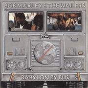Click here for more info about 'Bob Marley - Babylon By Bus - VG/EX'