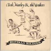 Click here for more info about 'Bob Marley - Buffalo Soldier'
