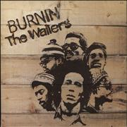 Click here for more info about 'Bob Marley - Burnin' - 1st + inner'
