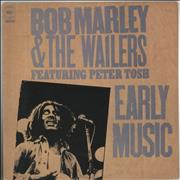 Click here for more info about 'Bob Marley - Early Music'