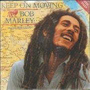 Click here for more info about 'Bob Marley - Keep On Moving'
