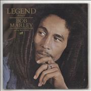 Click here for more info about 'Bob Marley - Legend + Poster'