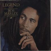 Click here for more info about 'Bob Marley - Legend - VG'