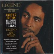 Click here for more info about 'Bob Marley - Legend - The Best Of Bob Marley & The Wailers - Rarities Edition'