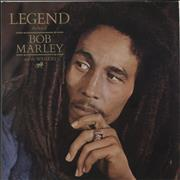 Click here for more info about 'Bob Marley - Legend - The Best Of Bob Marley And The Wailers'