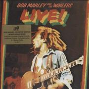 Click here for more info about 'Bob Marley - Live! - Remastered'