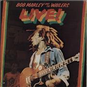 Click here for more info about 'Bob Marley - Live!'
