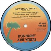 Click here for more info about 'Bob Marley - No Woman No Cry'