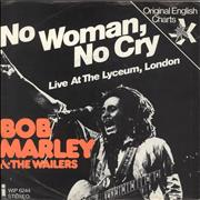 Click here for more info about 'No Woman, No Cry'