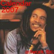 Click here for more info about 'Bob Marley - Official Calendar 2007'