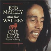 Click here for more info about 'Bob Marley - One Love + poster'