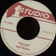 Click here for more info about 'Bob Marley - One Love'