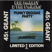 Click here for more info about 'Bob Marley - Punky Reggae Party / Jamming'