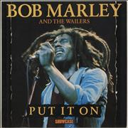 Click here for more info about 'Bob Marley - Put It On'