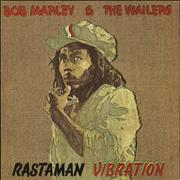 Click here for more info about 'Bob Marley - Rastaman Vibration - Sunrise Label'