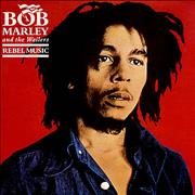 Click here for more info about 'Bob Marley - Rebel Music + Mailorder Inner'