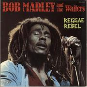 Click here for more info about 'Bob Marley - Reggae Rebel'