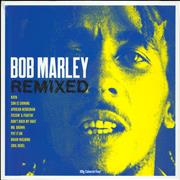 Click here for more info about 'Bob Marley - Remixed - Yellow Vinyl - Sealed'