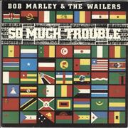 Click here for more info about 'Bob Marley - So Much Trouble In The World + Sleeve'