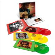 Click here for more info about 'Bob Marley - Songs Of Freedom: The Island Years - Coloured Vinyl - Sealed'