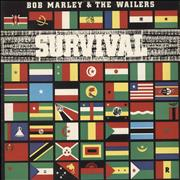 Click here for more info about 'Bob Marley - Survival - EX'