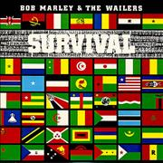 Click here for more info about 'Bob Marley - Survival'
